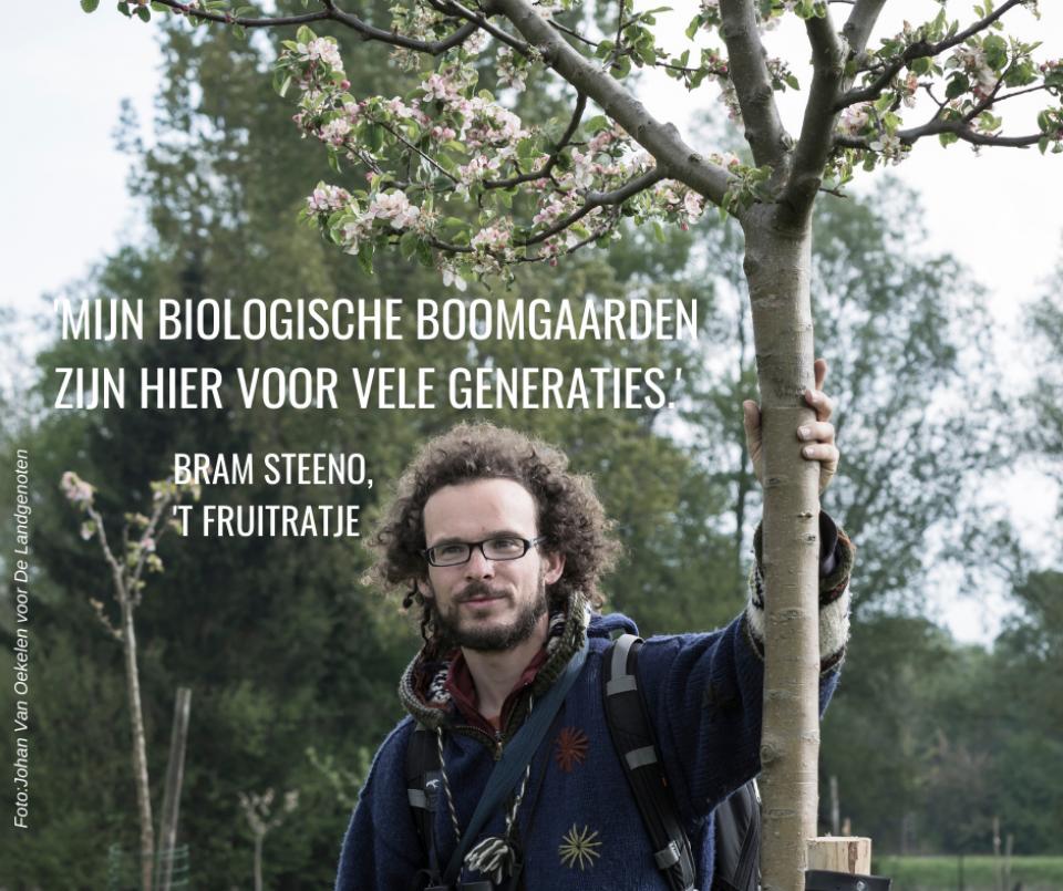 Bram Steeno van 't Fruitratje
