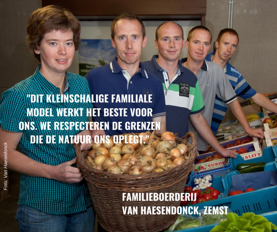 familieboerderij Van Haesendonck